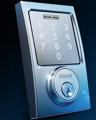 Schlage® Unveils Most Advanced Lock System Offering to Date at 2015 International CES