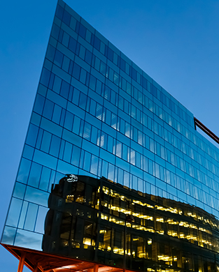 Allegion Products Secure Denver's New Triangle Building