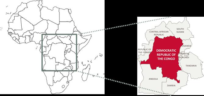 Conflict Minerals Map Allegion's Conflict Minerals
