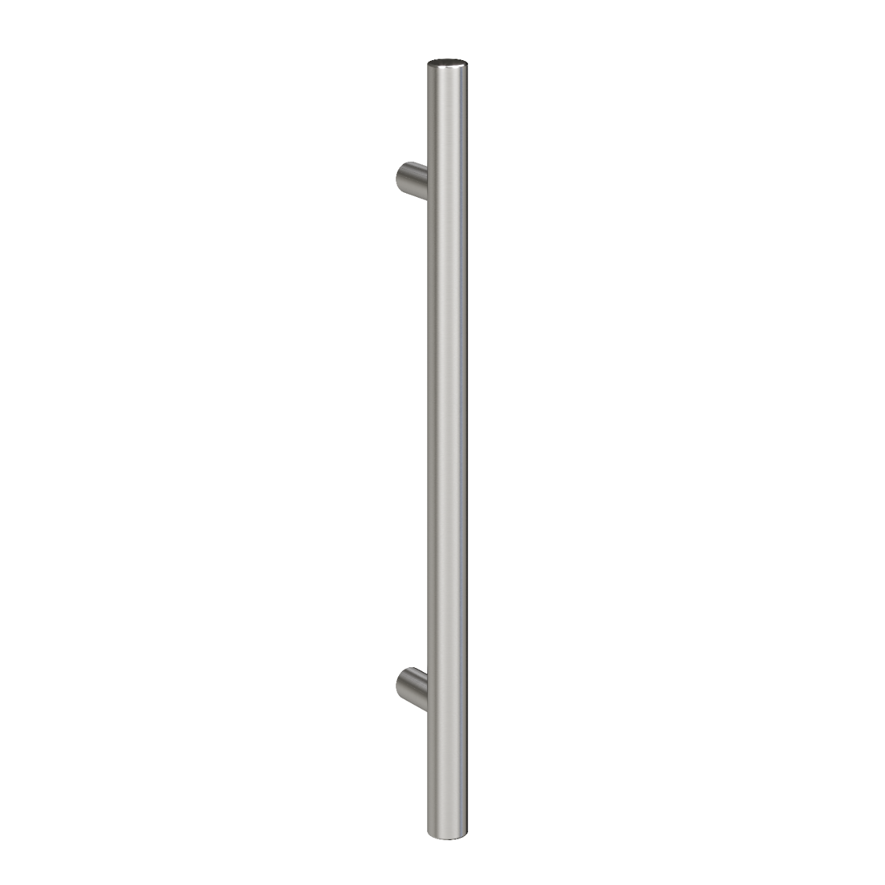 Schlage Tubular Stainless Steel Entrance Handle